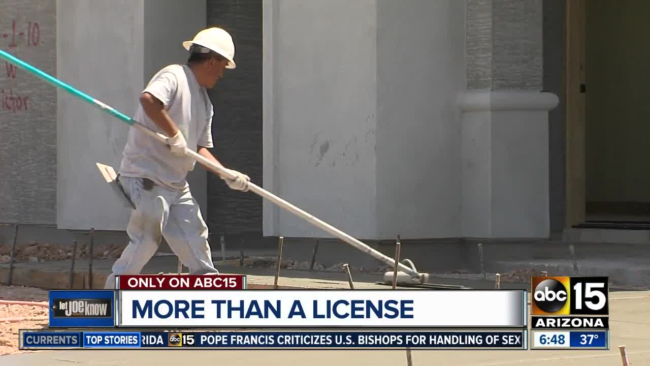 Not All Contractor Licenses Are Created Equally