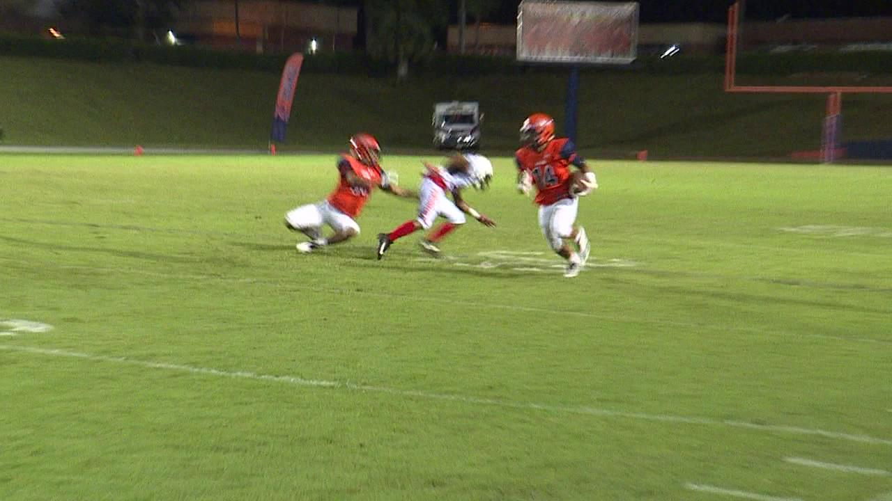 Escambia's Blackmon wins Play of the Week