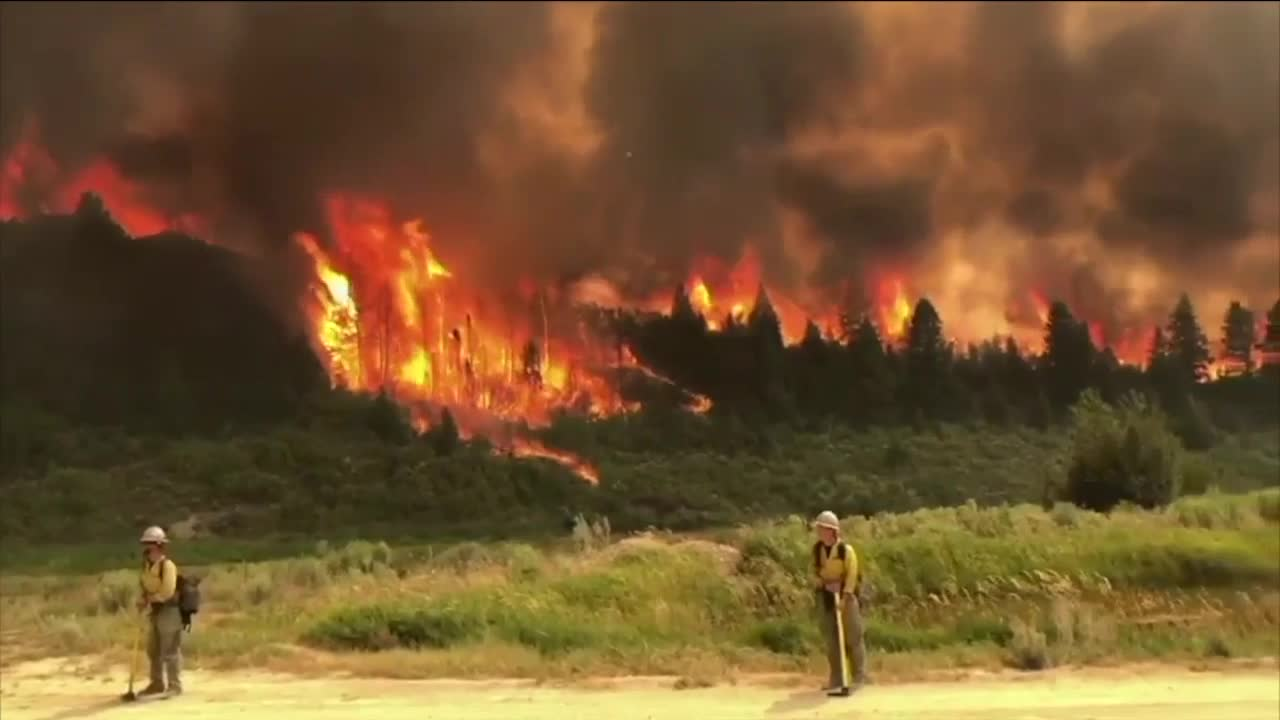 California wildfires: Is smoke the most dangerous side