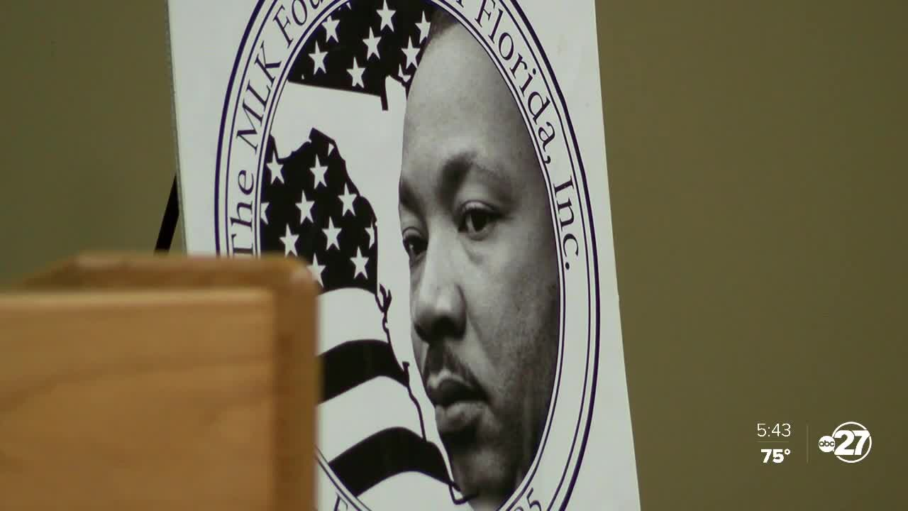 MLK Day event held at WVU-Parkersburg