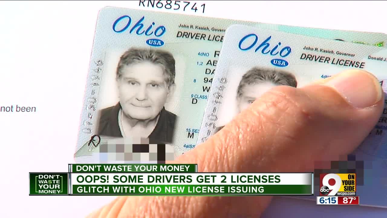 ohio driving license class d
