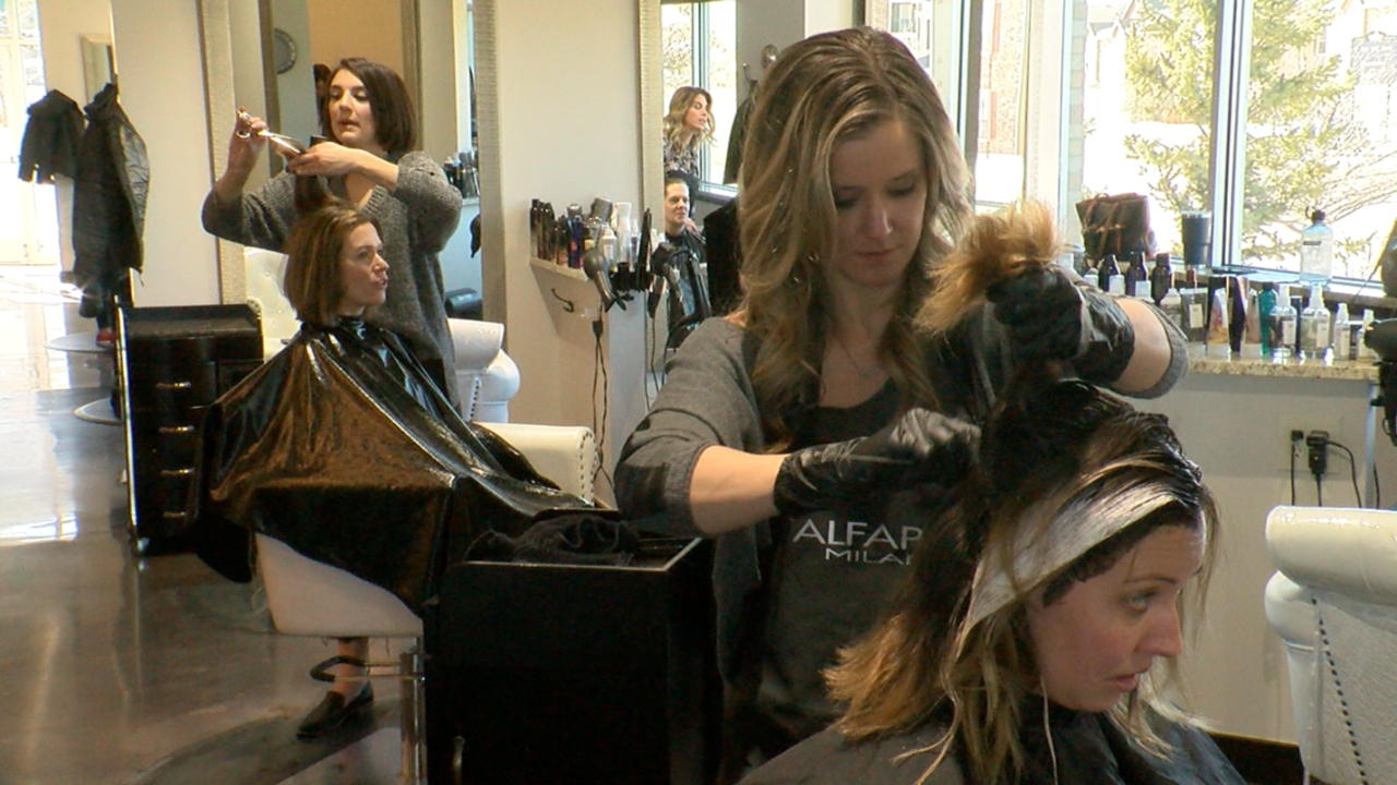 Colorado hair salon goes green with new recycling program
