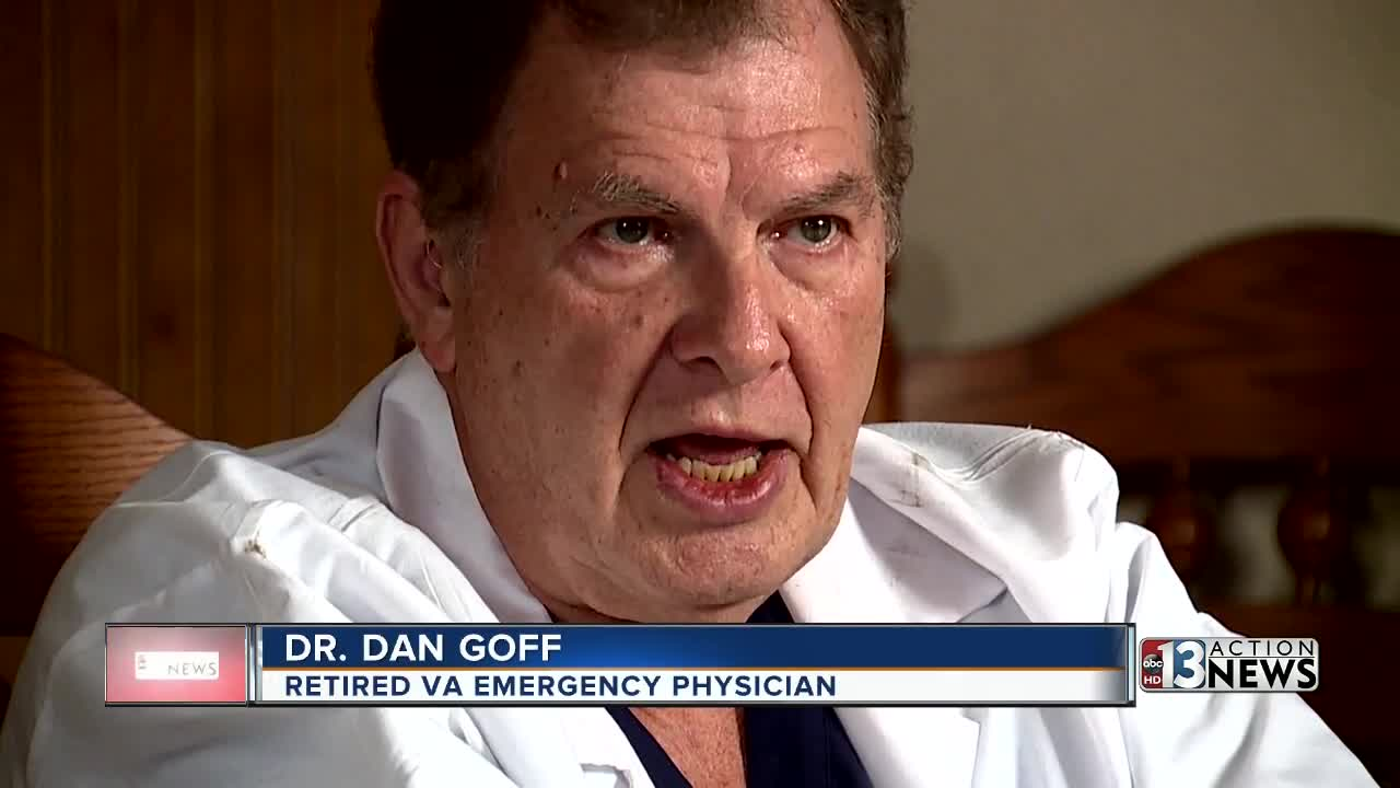 Former VA doctor talks about ongoing problems with veterans