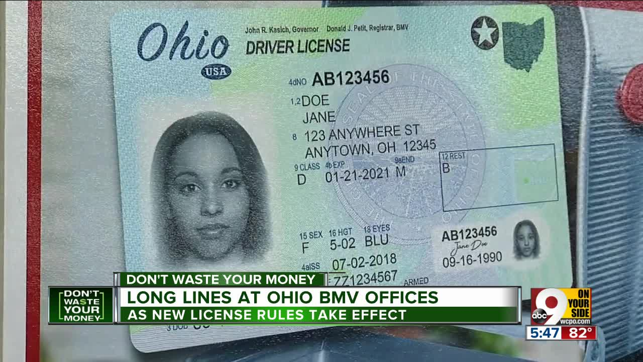 florida drivers license moving from another state