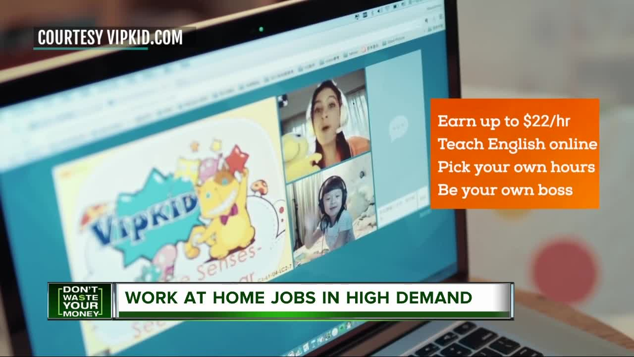 The best work-from-home jobs and how to avoid a scam Be Your Own Boss Work From Home Job on working remotely from home, be your own boss entertainment, be your own person, work at home,