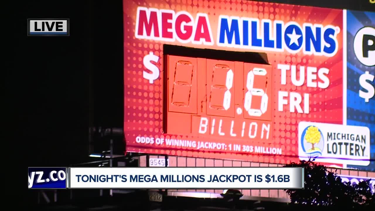 $1 billion Mega Millions prize a result of long odds, slow sales | FOX 5 San Diego