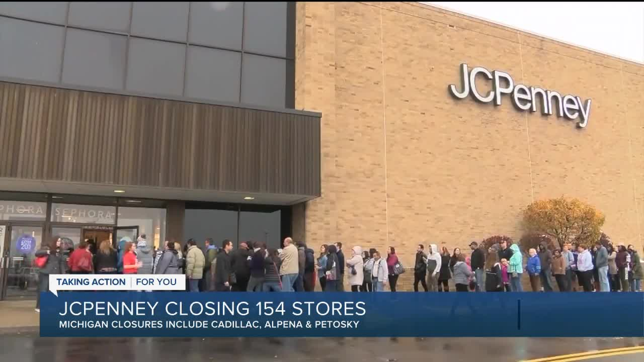 JC Penney At Clearview Mall To Close