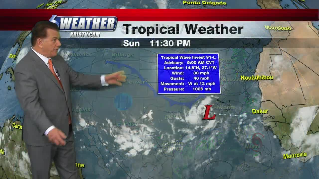 Labor Day weather, Dorian aims at Florida