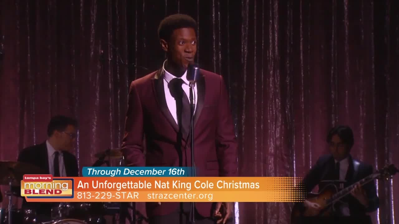 Nat King Cole Christmas.An Unforgettable Nat King Cole Christmas