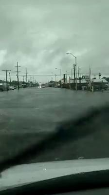 Storms lead to high water on PA streets