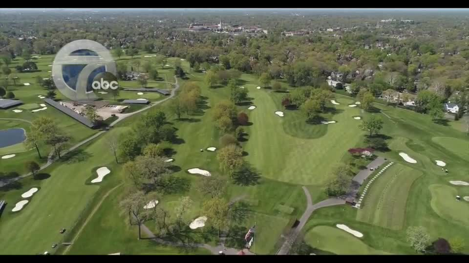 Take A Hole By Hole Tour Of The Rocket Mortgage Classic Course Layout
