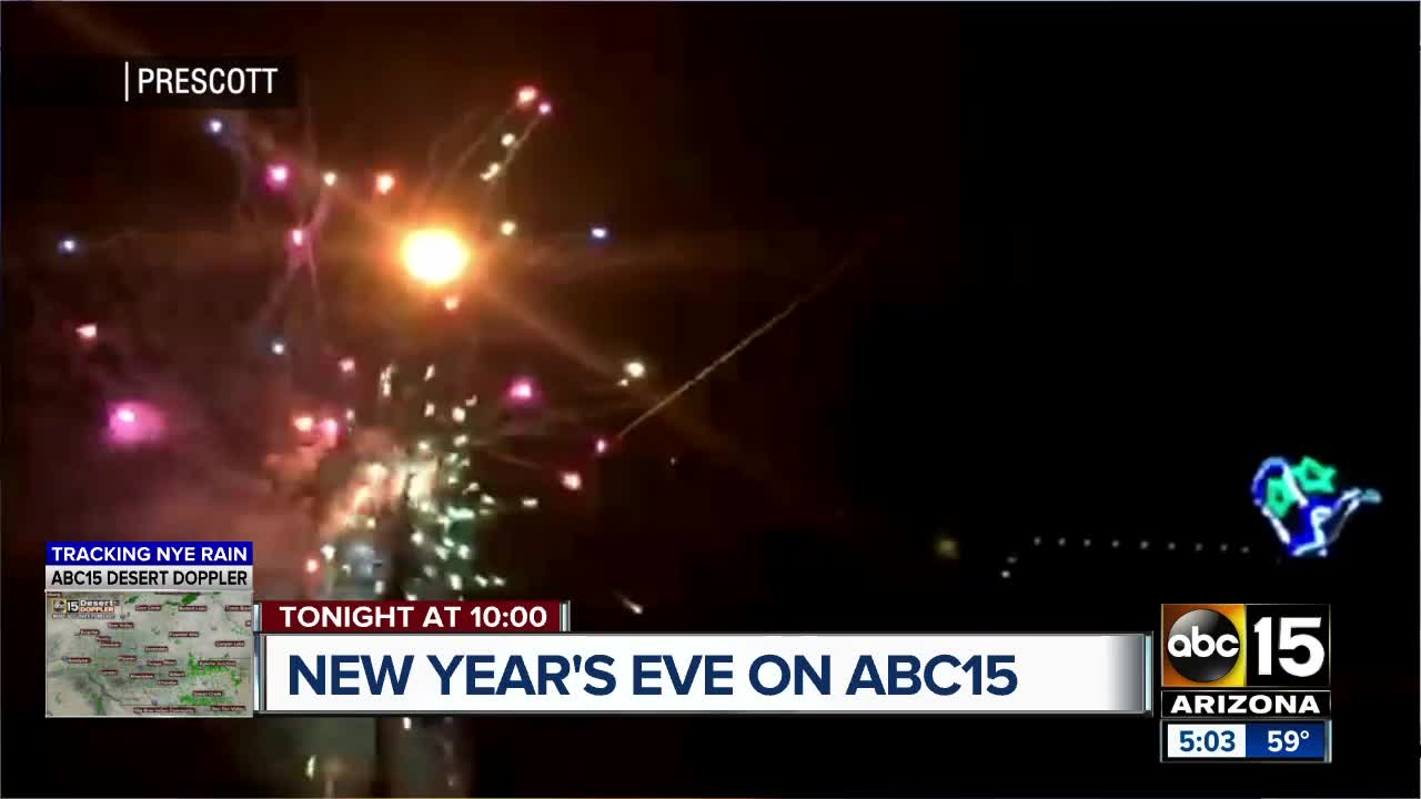 New Year S Eve Parties 2019 Where To Celebrate Around Phoenix