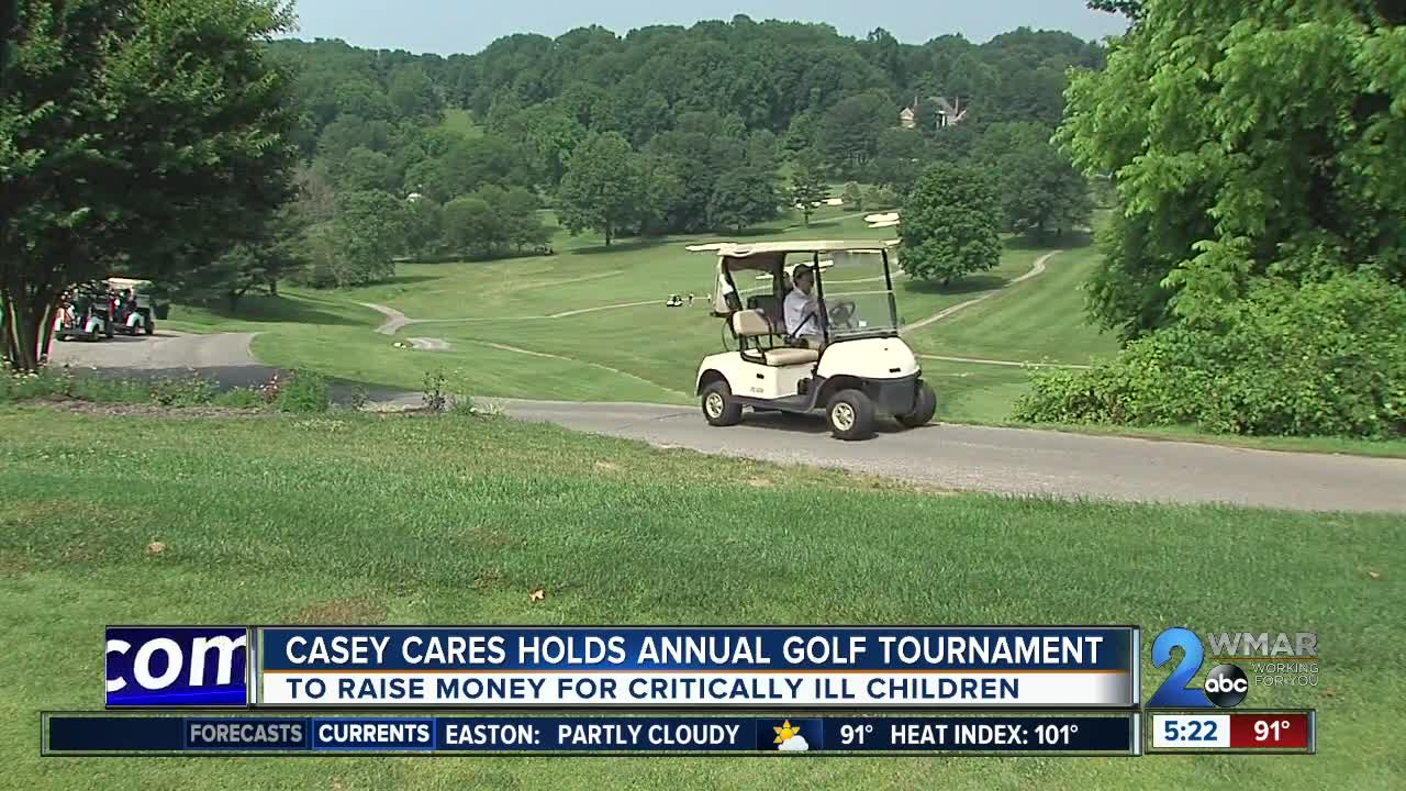 Casey Cares Foundation holds annual golf tournament