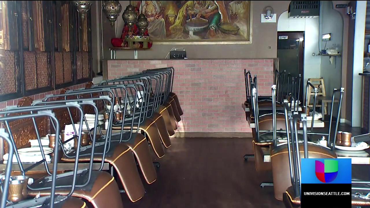 Ayuda para trabajadores en la industria de la hospitalidad en Seattle