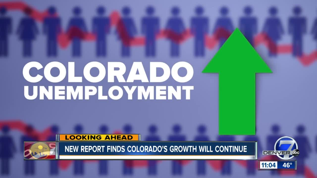 New CU Boulder report finds Colorado's growth will continue