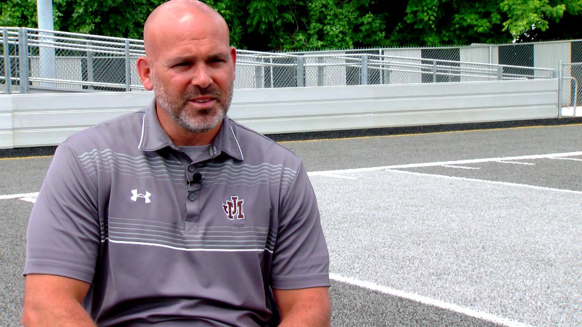 Coach Jason Willis