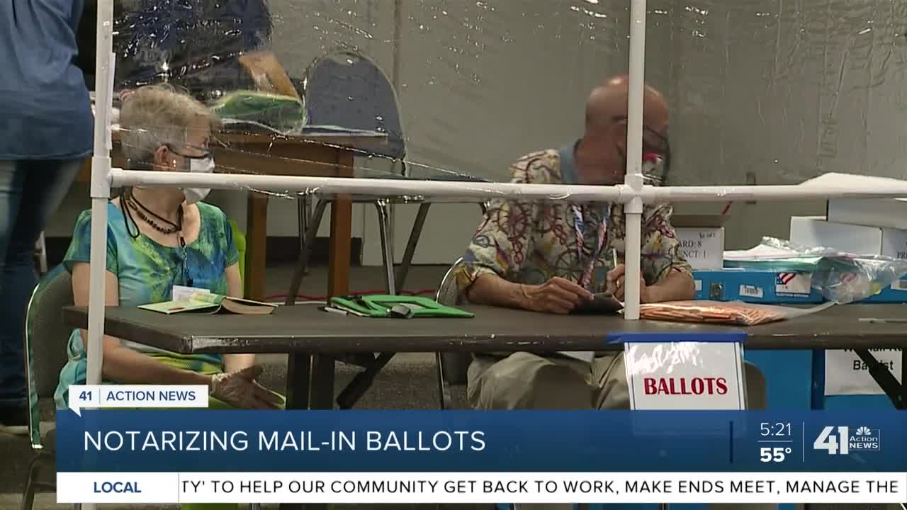 More than 330,000 absentee ballots received ahead of August  11 election
