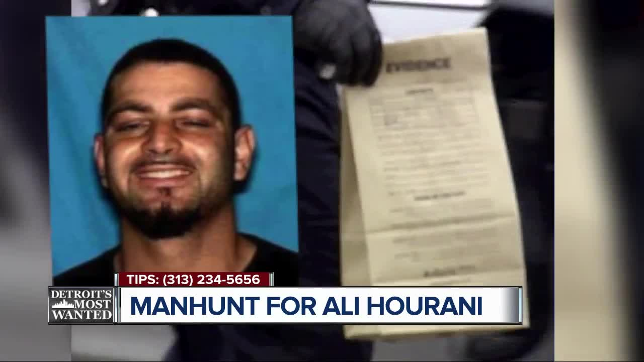 Detroit's Most Wanted: Ali Hourani in the cold case killing of his