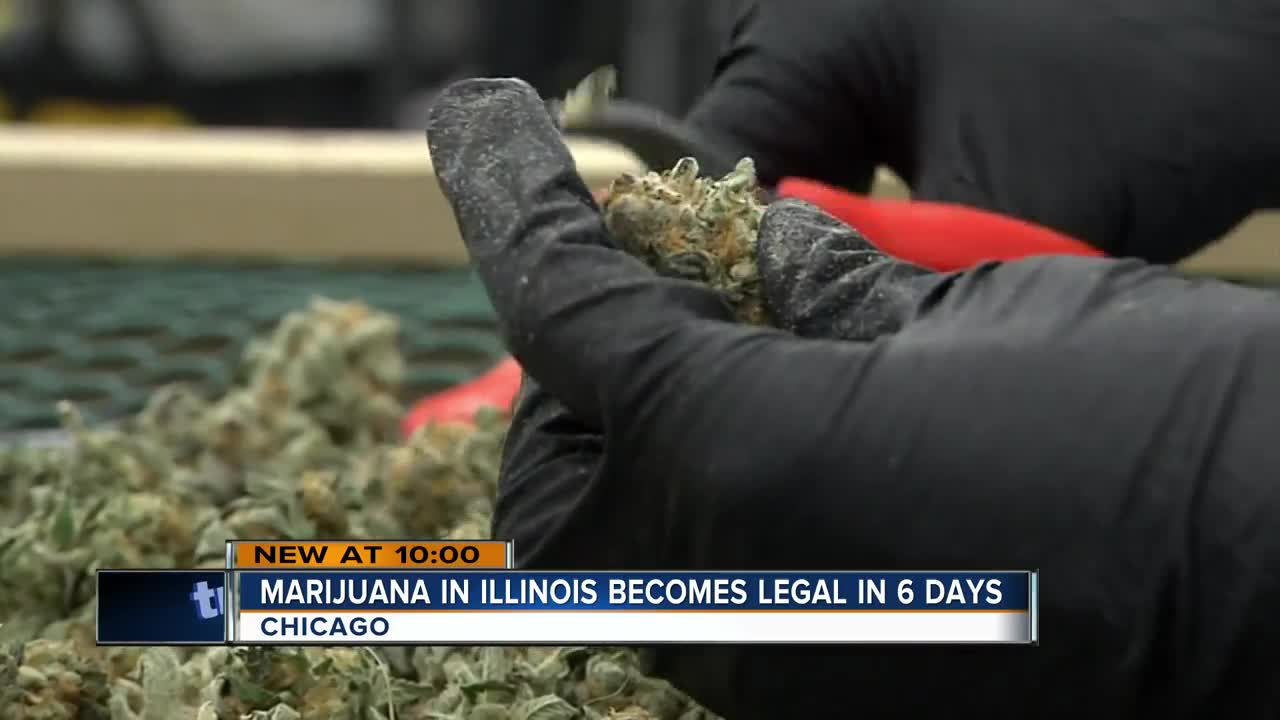 IL governor pardons 11,000 for low-level marijuana convictions
