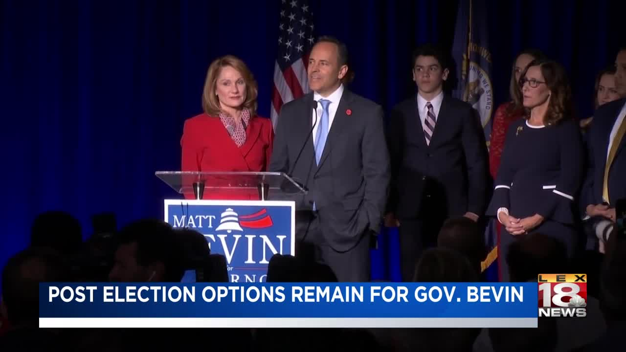 CNN Headline Blames Trump for Kentucky Governor's Loss, but Analysis Excuses Trump