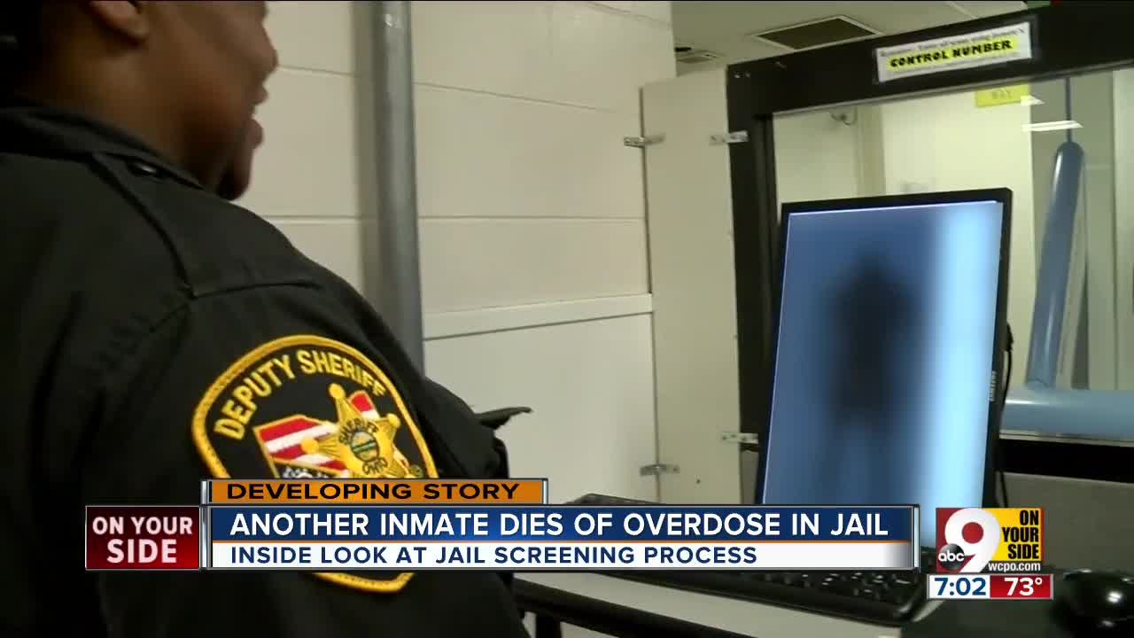 Overdoses at Hamilton County Justice Center raise question