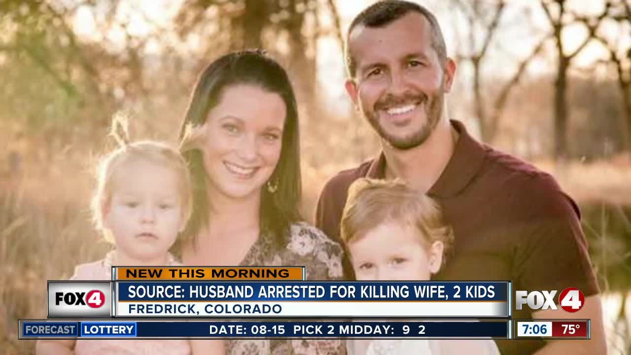 Report: Colorado father Chris Watts confesses to killing