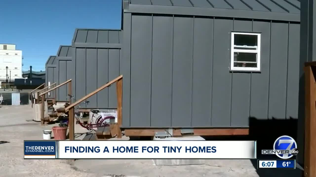 Denver Turns Down Proposal To Move Tiny Home Village For The