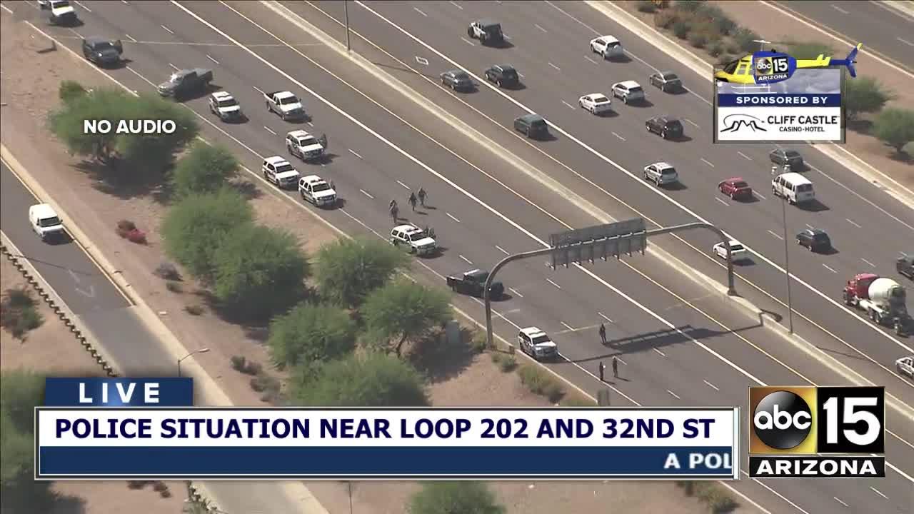 Phoenix police apprehend carjacking suspect in Chandler