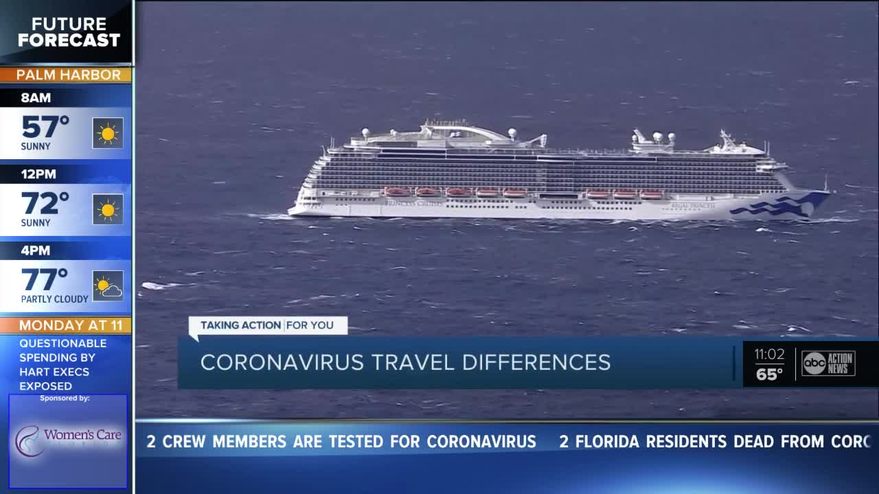 Families of cruise ship Britons call coronavirus quarantine a 'death sentence'