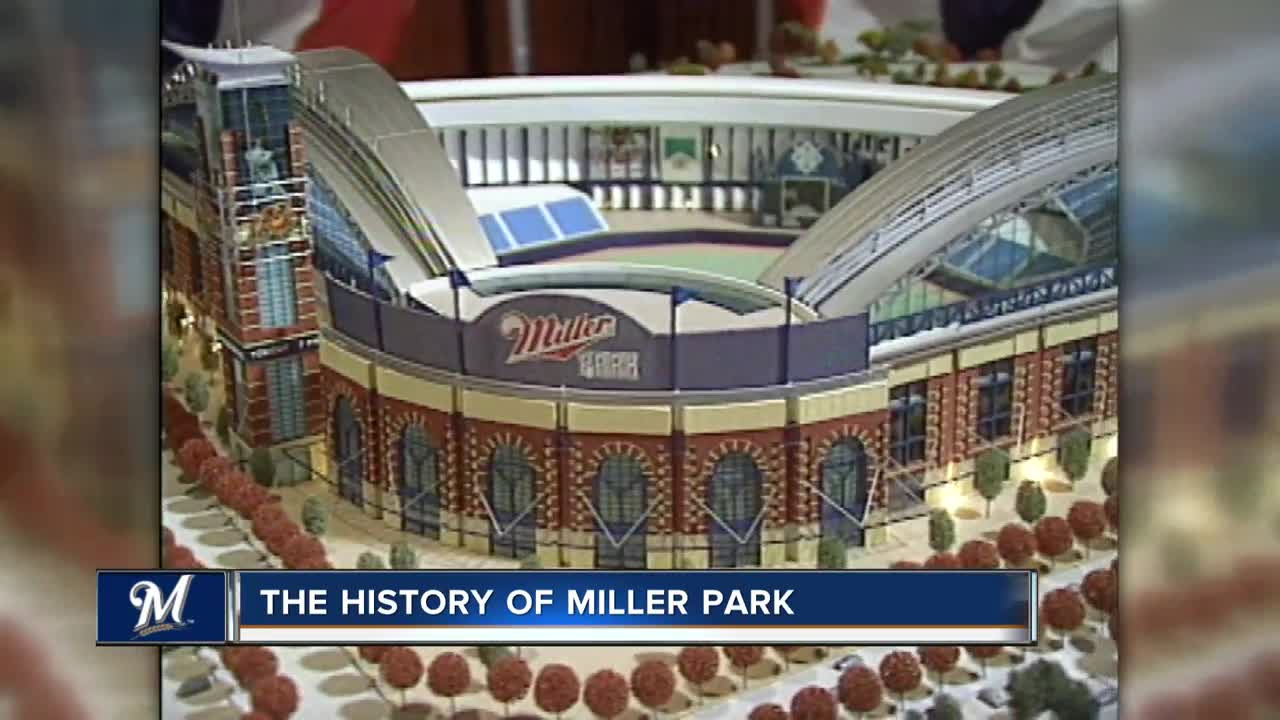 Brewers' Miller Park to have new name in 2021