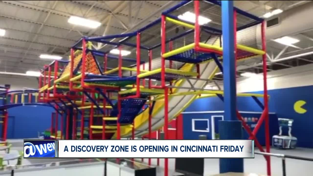 Heads Up 80s And 90s Babies A Discovery Zone Is Opening In Ohio
