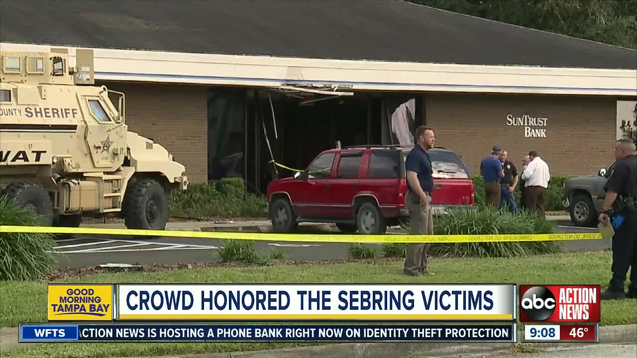 Sebring Bank Shooting: How you can help the families of the