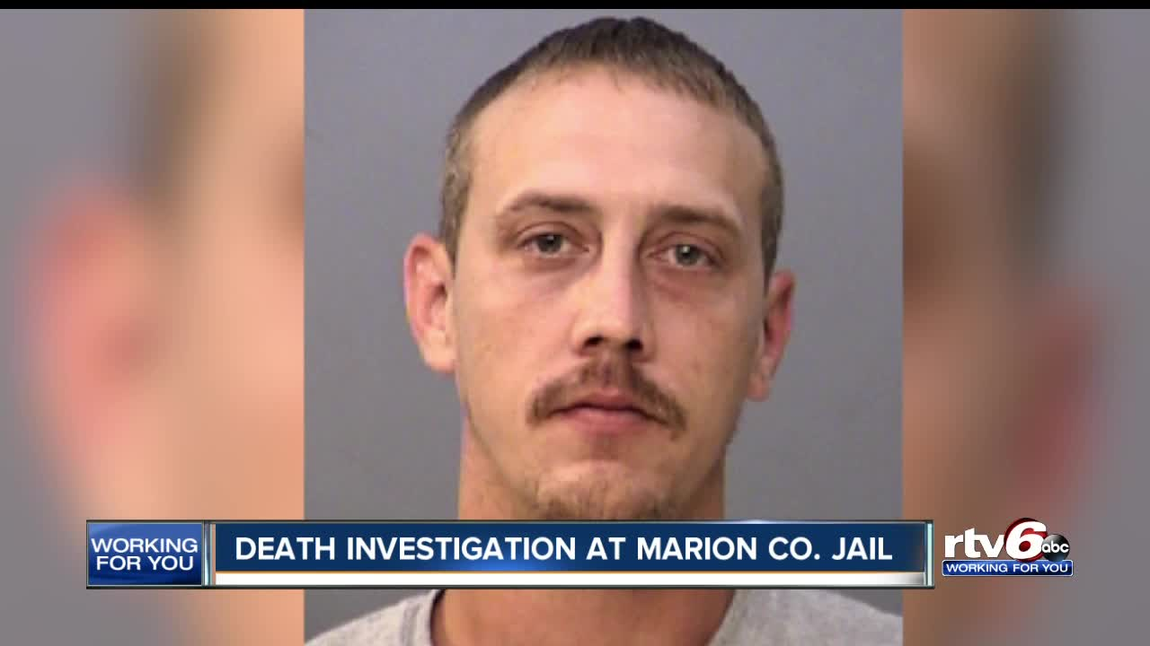 Inmate found dead inside Marion County jail