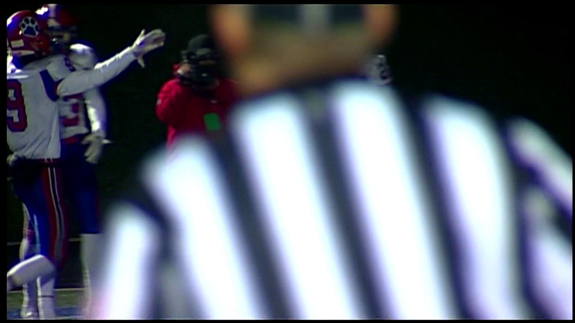 11.17.18 Video - St. Clairsville, Meadowbrook fall in Regional Finals