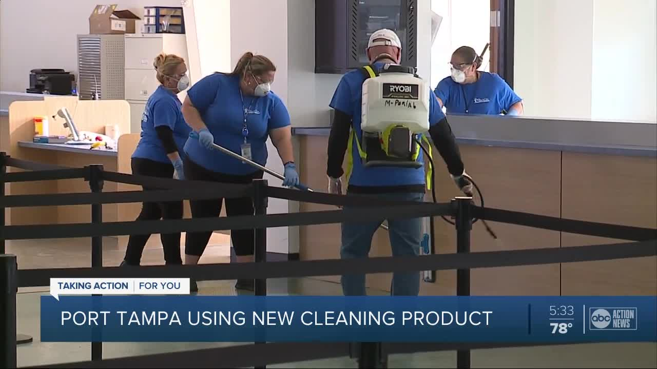 Florida Department of Health reports Osceola's first COVID-19 case