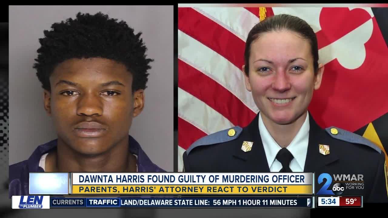 Harris found guilty of burglary, first-degree felony murder