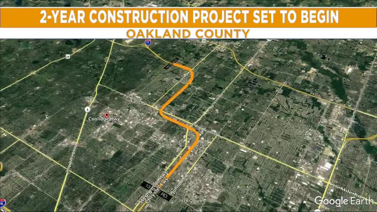 Phase 2 of massive I-75 construction project set to start