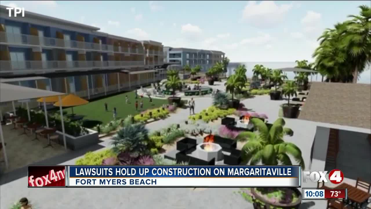Margaritaville Resort releases virtual design, lawsuits