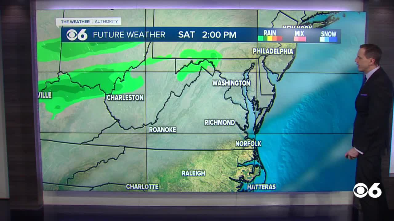 Weekend Weather: First significant snow in the forecast