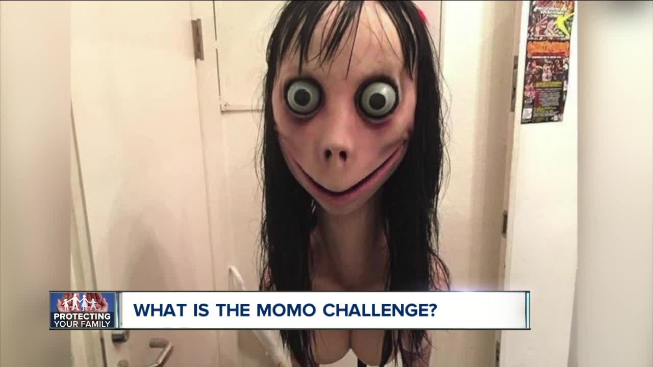 The 'Momo Challenge': are your children playing it? What you need to