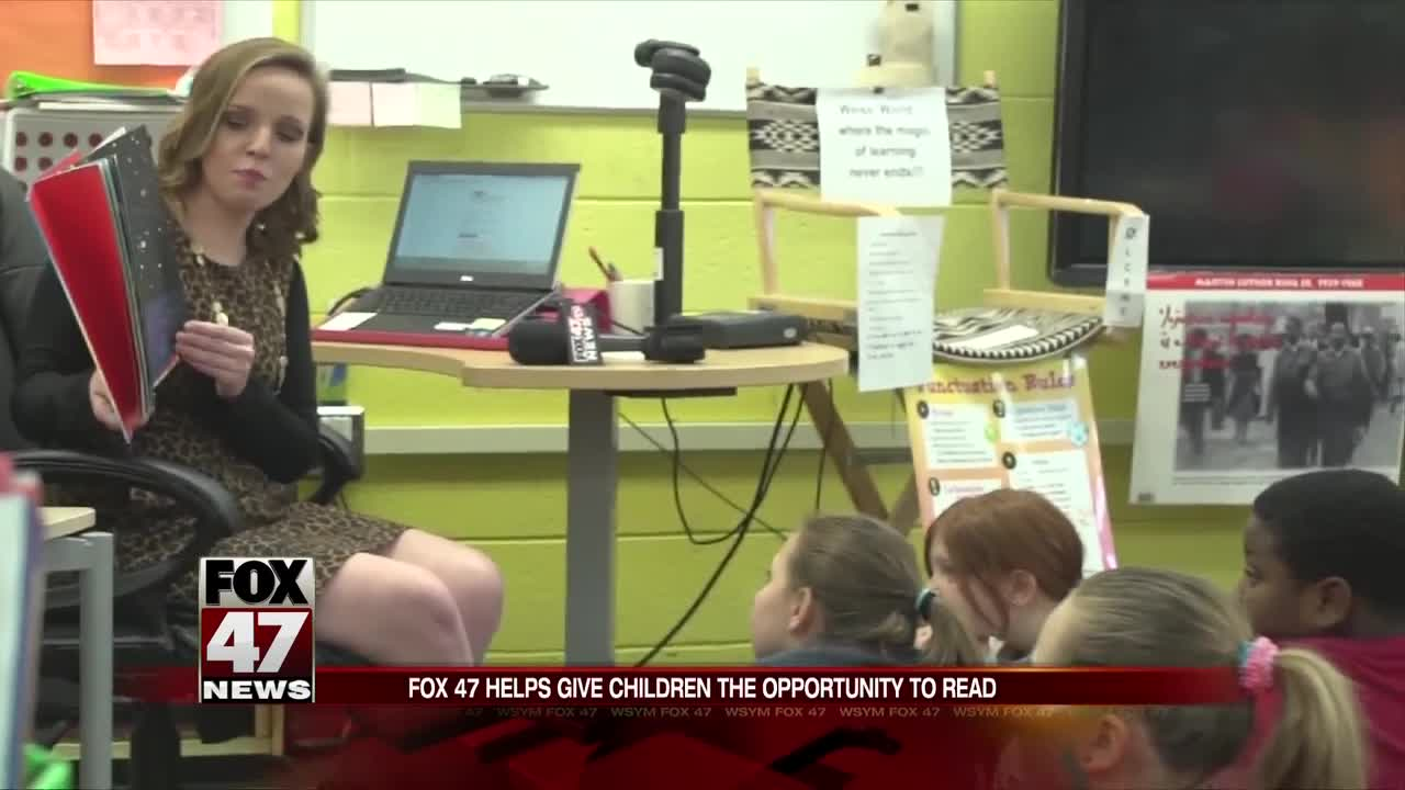 FOX 47 says YES to helping give children the opportunity to