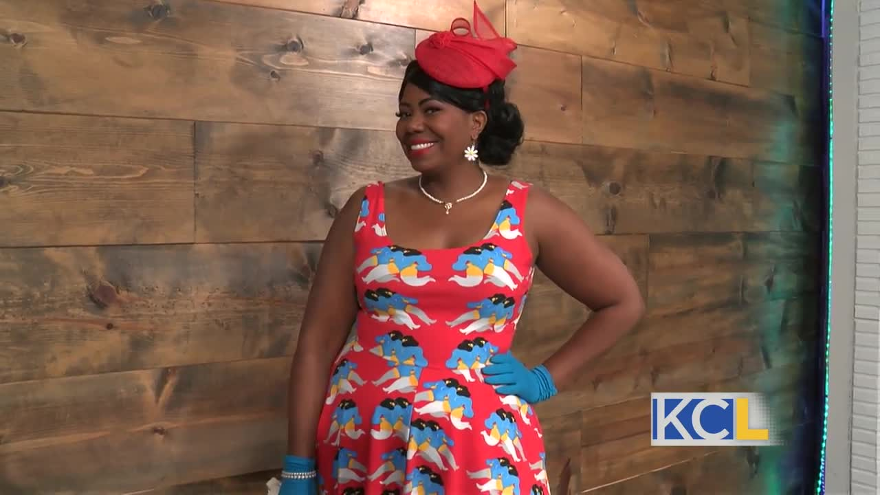 eac26ffd9fc Get the perfect Kentucky Derby outfit at Donna s Dress Shop