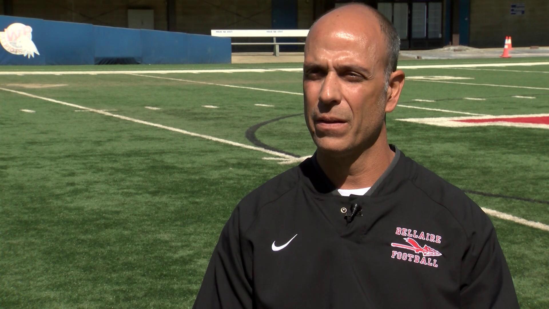 Coach Mark Spigarelli