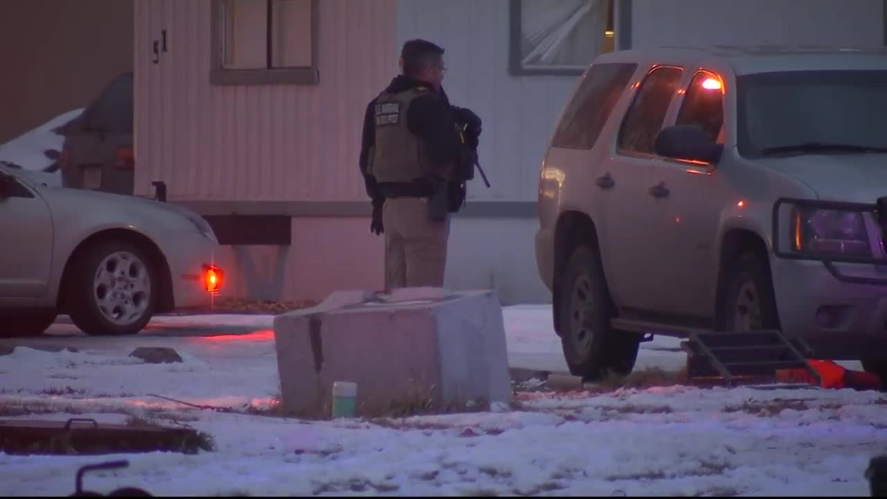 Police: Billings Standoff Suspect Was Wanted For Armed Robbery