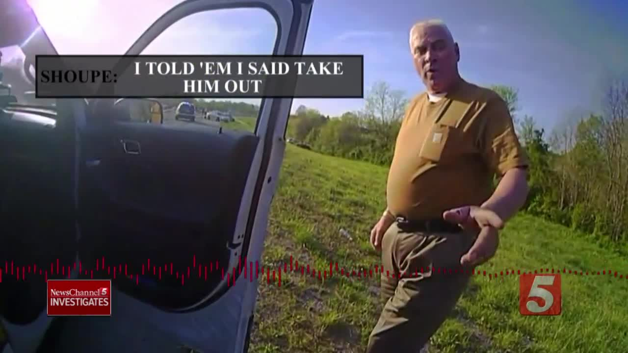 Sheriff tells deputies to change their stories about what happened