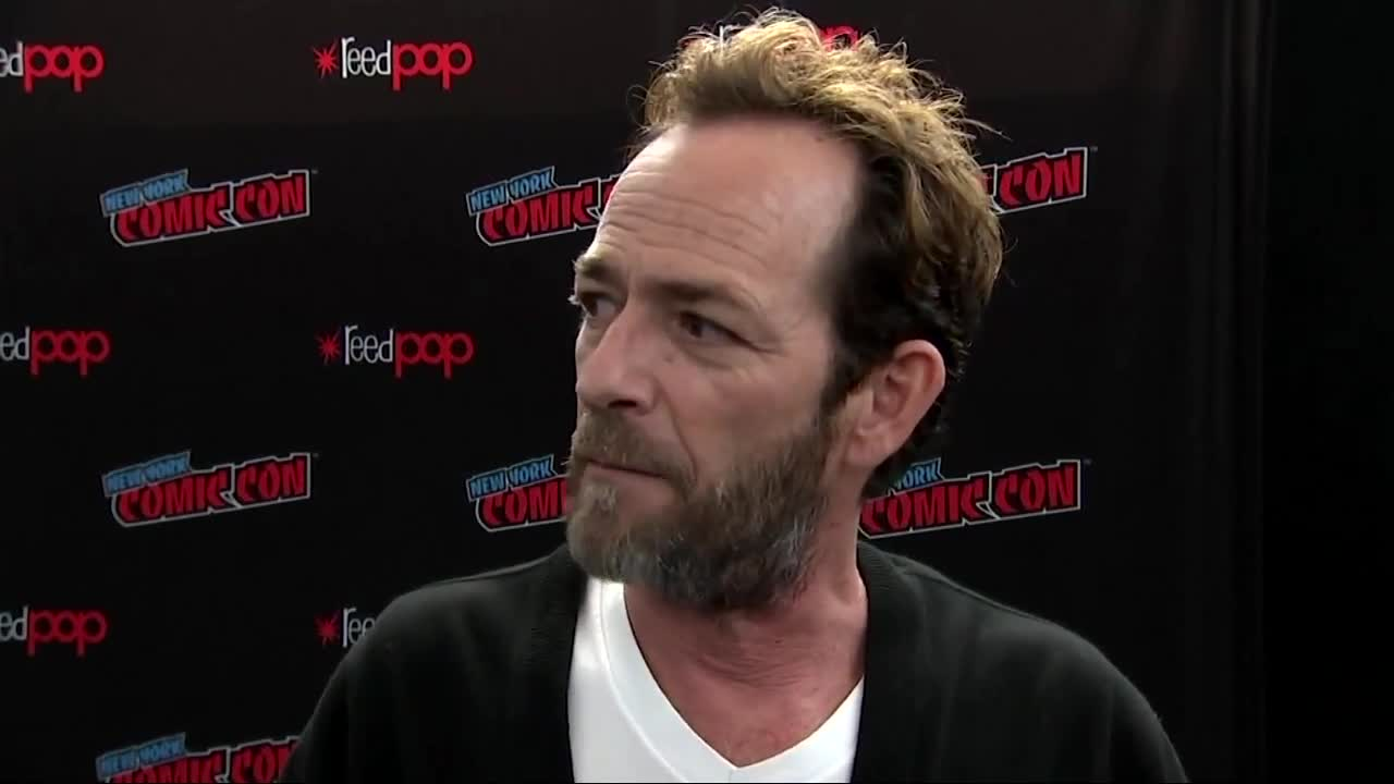 Riverdale actor Luke Perry hospitalised