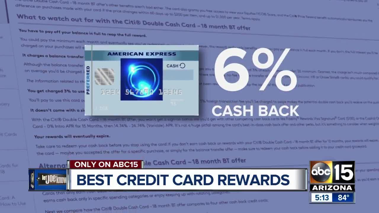 cashing in on credit card rewards abc15 arizona - Best Credit Card Rewards Offers