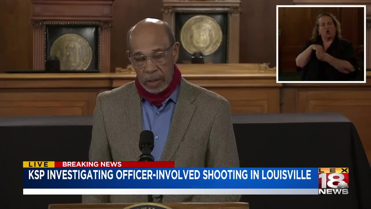 Louisville Police Chief Fired After David McAtee Killing