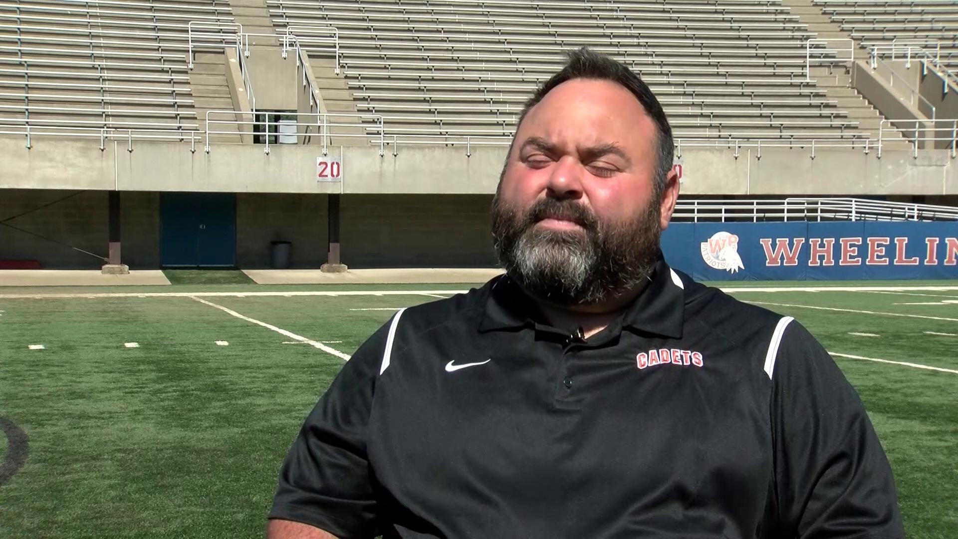 Coach BJ Depew