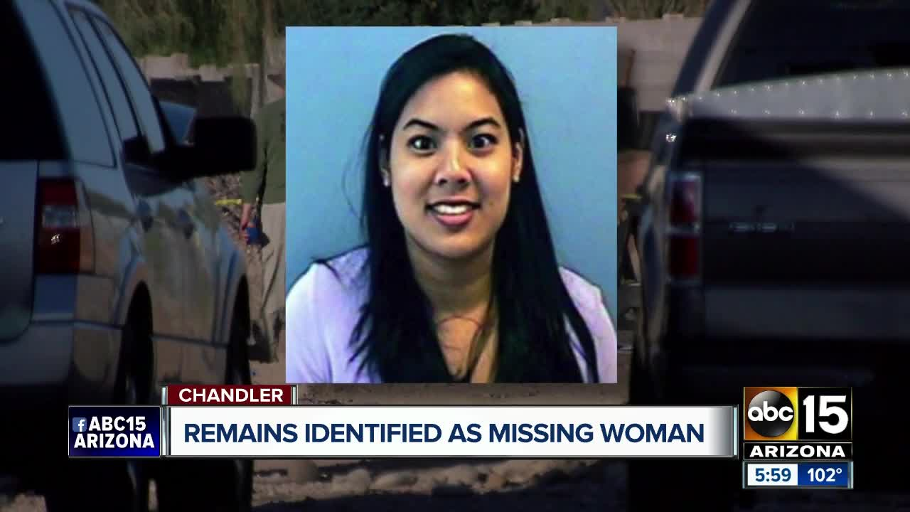 jamie laiaddee remains found in sun lakes woman missing since 2010